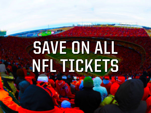 NFL Tickets On Sale Now