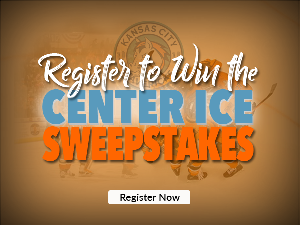 Mavericks Center Ice Sweepstakes
