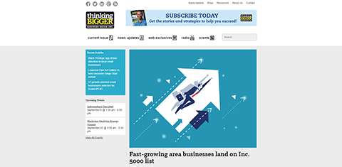 Fast-growing area businesses land on Inc. 5000 list